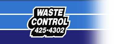 Waste Control Recycling Logo